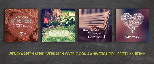 Wenskaarten: Verhalen over Gods aanwezigheid
